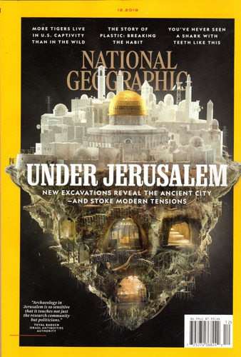 national geographic us revista  - assinatura 6 meses