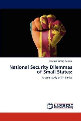 national security dilemmas of small states; sam envío gratis