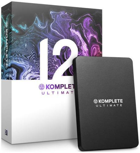 native instruments komplete 12 ultimate para mac
