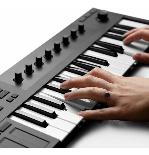 native instruments komplete kontrol m32 teclado controlador