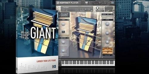 native instruments the giant libreria kontakt vst plugins