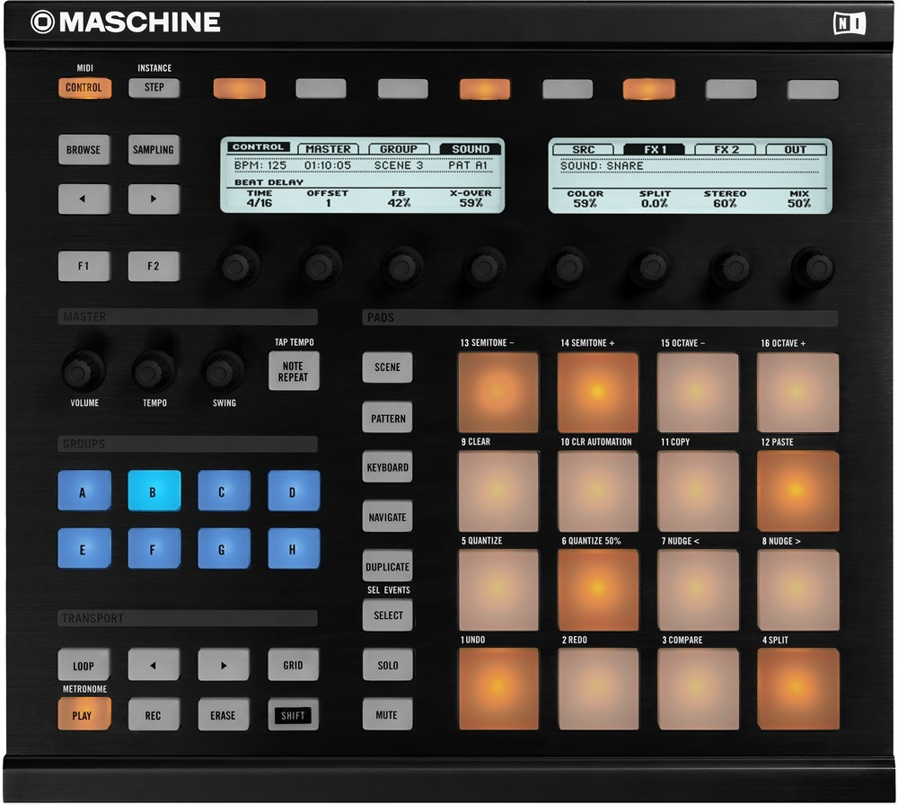 MASCHINE MK1 WINDOWS 7 DRIVERS DOWNLOAD (2019)