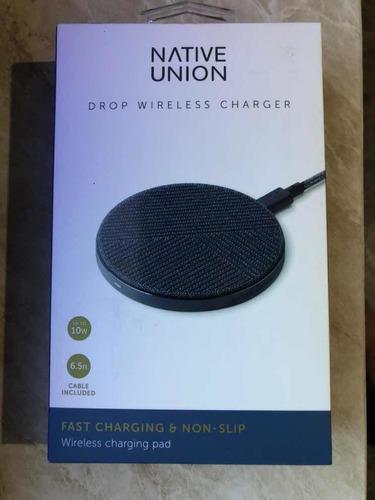 native unión drop wireless charger