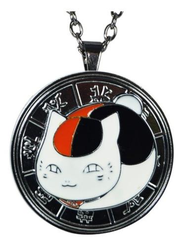 natsume yuujinchou collar giratorio nyanko sensei madara