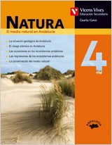 natura 4 anexo andalucia. ciencias naturales(libro cuarto es