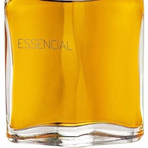 natura essencial deo parfum masculino - 100ml