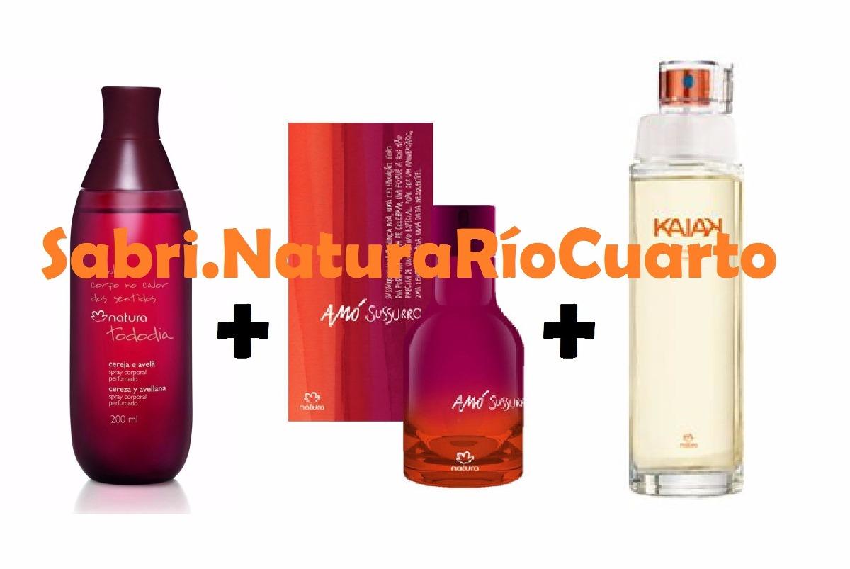 perfumes de natura