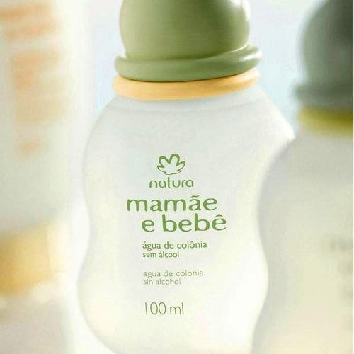 natura mamãe e bebê - água de colônia - 100ml