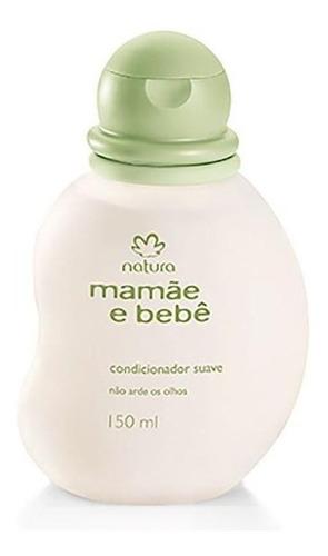 natura mamãe e bebê - condicionador suave