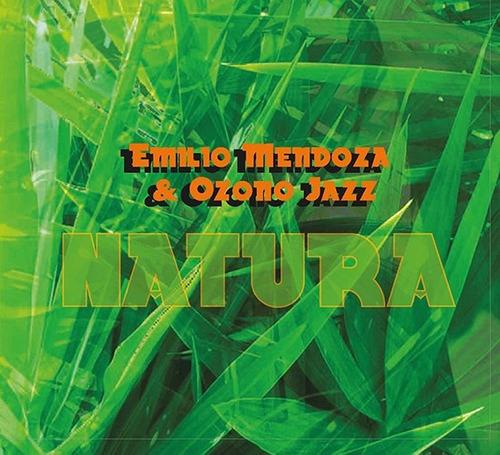 natura - ozono jazz - (cd), música ecológica de venezuela