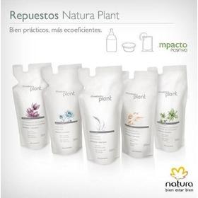 Natura Plant Repuestos Shampoo Y Acondicionador