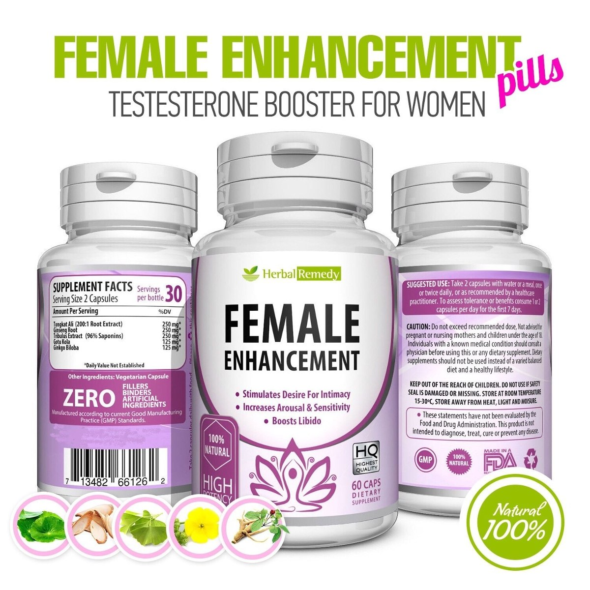 Sexual enhancement natural