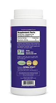 natural vitality natural de magnesio en calma y anti estré