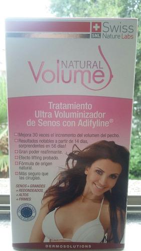 natural volume!! aumenta el volumen de tu busto