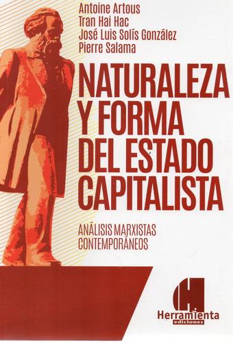 naturaleza y forma del estado capitalista (he)