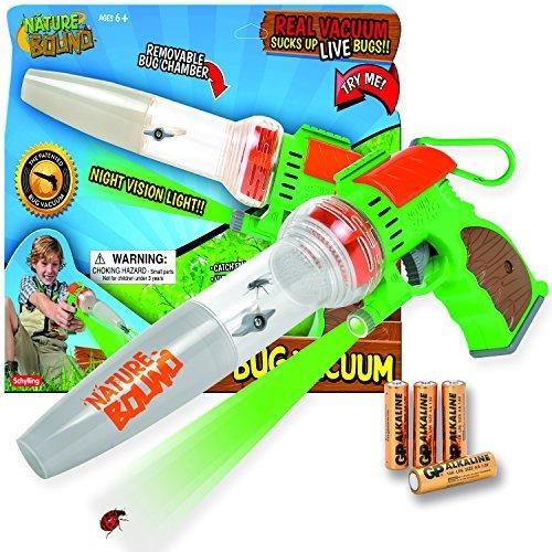 nature bound bug catcher toy, eco-friendly bug vacuum, atra