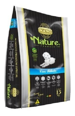 nature fórmula filhotes premium especial 15kg