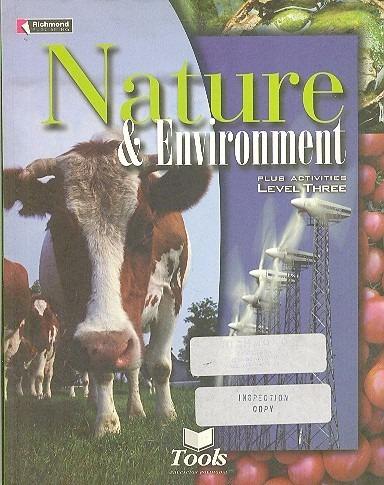 nature y enviroment level three    tools