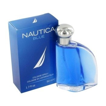 nautica blue 1.7 oz eau de toilette spray para hombre