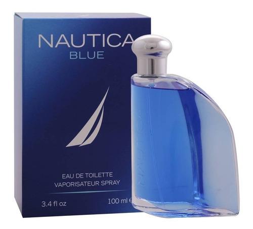 nautica blue hombre 3.4oz (100.ml) sellada original