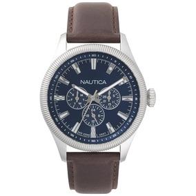 c4cb8fb18ba4 Nautica A15056m Hombre - Reloj de Pulsera en Mercado Libre México
