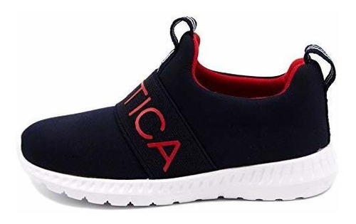 nautica kids boys fashion sneaker zapatillas deportivas para
