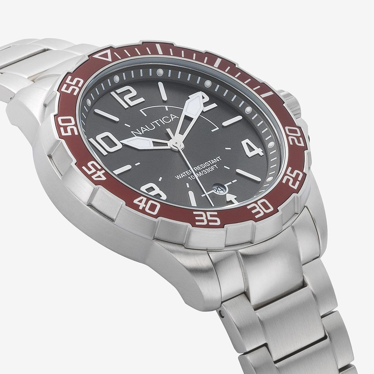 Náutica Napplh005 Reloj Para Hombre 8ff0a377e455