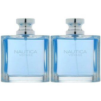 nautica voyage paquete 2x1 para caballero 100 originales