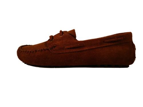 nautico gamuzon driver cordon nro 44 oferta obvio shoestore