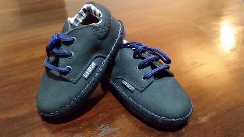 nautico niño zapato