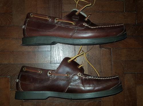 Nuevos 29 3cm Plantilla 10 Zapatos Náuticos Timberland 5 0qffO8