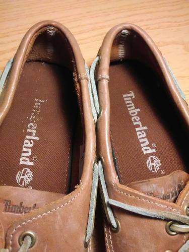 náuticos timberland zapatos