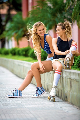 nauticos unisex zapatillas palace - nuevos modelos perky