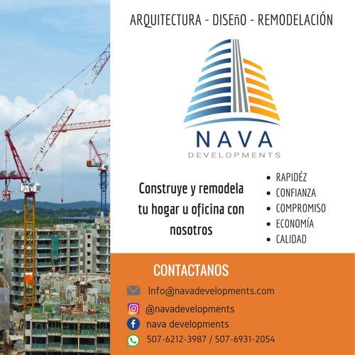 nava developments, arquitectura diseno remodelacion
