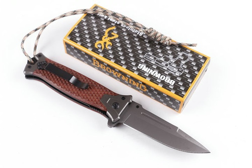 navaja cuchillo camping