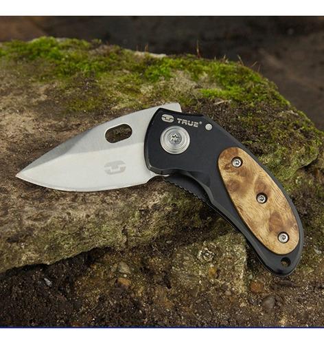 navaja  cuchillo  llavero jack knife. original-true utility