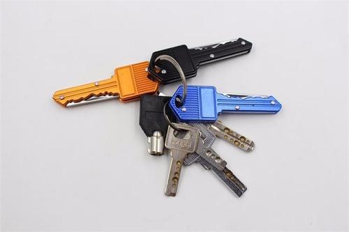 navaja en forma de llave portatil acero inox