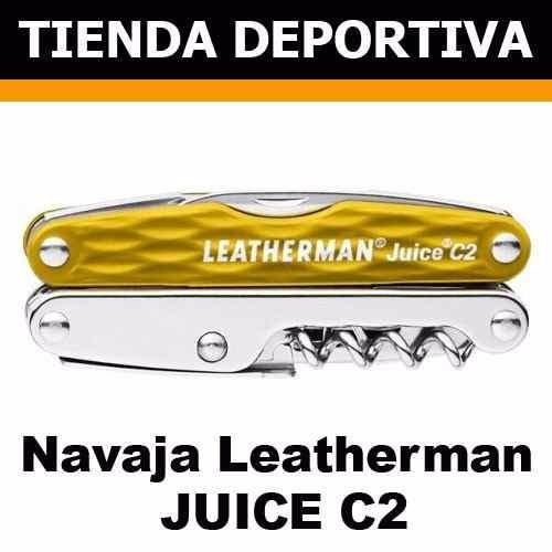 navaja leatherman juice c2