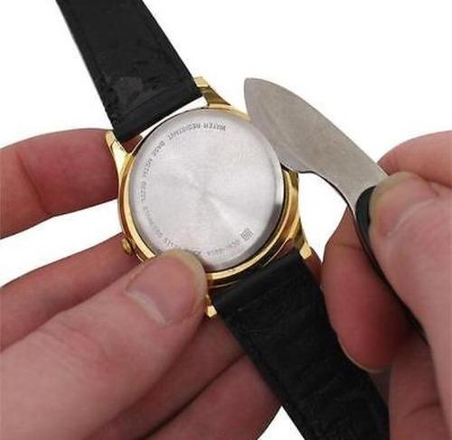 navaja para abrir relojes swiss bergeon 100% original nueva