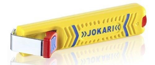 navaja peladora de cables jokari 10160 secura para todos los