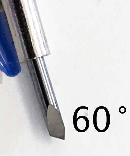 navaja ploter corte roland mimaki seiki y otros compatibles.