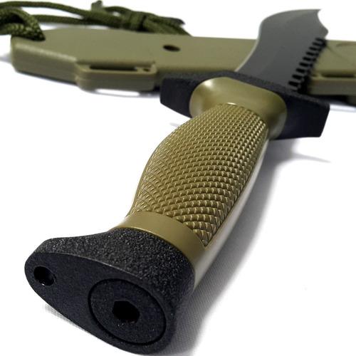 navaja tactica militar caceria knife campismo pesca militar