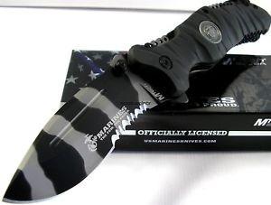 navaja tactica mtech reaper marines con licencia oficial