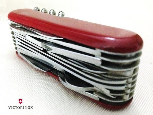 navaja victorinox wenger delemont collection 30 vds