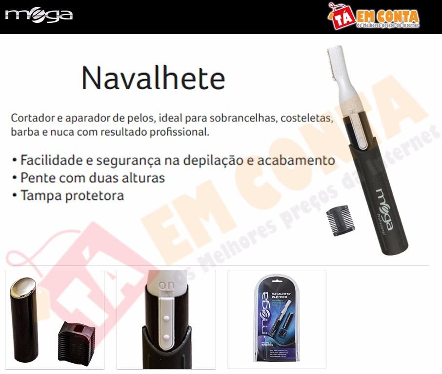 Aparador Nariz E Orelha ~ Navalhete Aparador Pelos Costeletas Orelhas Sobrancelhas R$ 68,29 em Mercado Livre