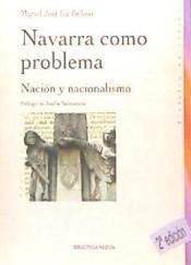 navarra como problema(libro ciencias políticas)
