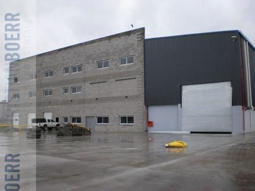 nave de 5300 m2 parque industrial pilar