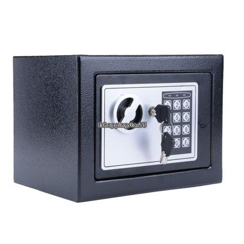 nave de electrónica pared cerradura caja fuerte seguridad