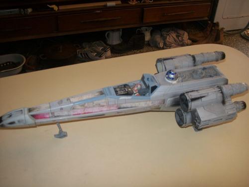 nave de star wars x- wing 1998 hasbro