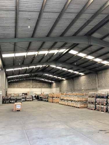 nave en conjunto industrial 1,065 m2 lerma